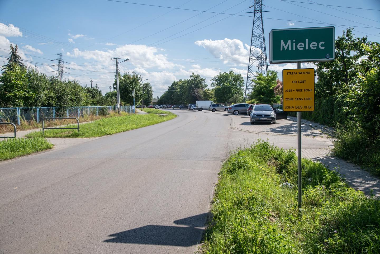Akcja Barta Staszewskiego dotarła do powiatu mieleckiego - Zdjęcie główne