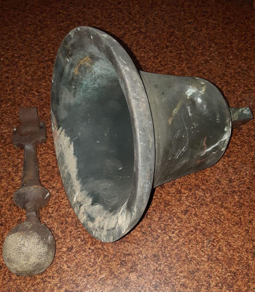 Kradzież dzwonu z kościelnej dzwonnicy - Zdjęcie główne