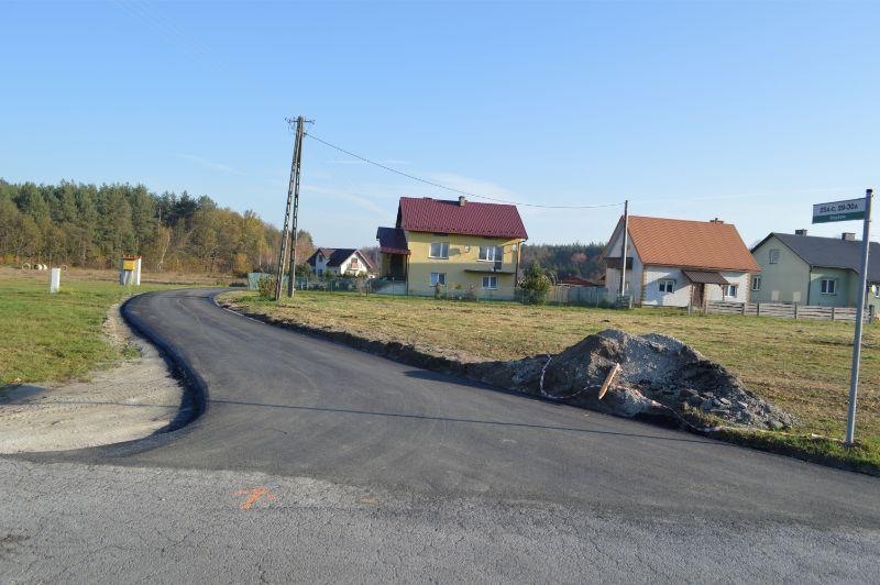 W gminie drogi jak nowe - Zdjęcie główne
