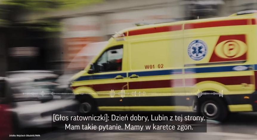 Z KRAJU: Nowe nagrania pogrążają policję! Co mówili ratownicy? [NAGRANIE] - Zdjęcie główne