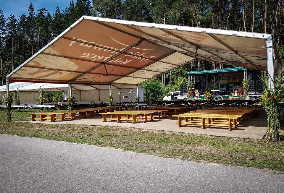 Tuszów Narodowy zaprasza na dożynki gminne w Borkach Nizińskich [FOTO, VIDEO] - Zdjęcie główne