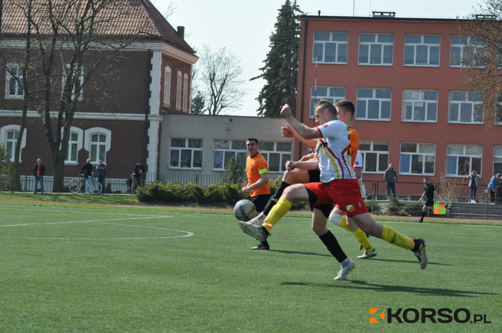 Piłkarska B klasa - [WYNIKI] - Zdjęcie główne