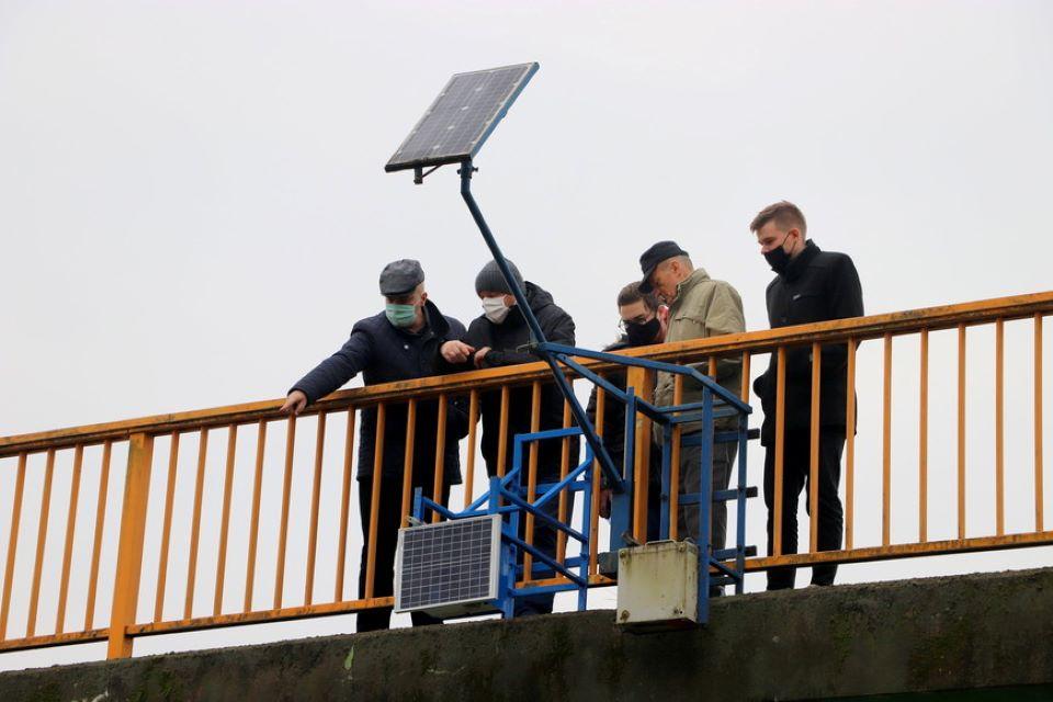 Monitoring powodziowy już działa na rzekach powiatu mieleckiego - Zdjęcie główne