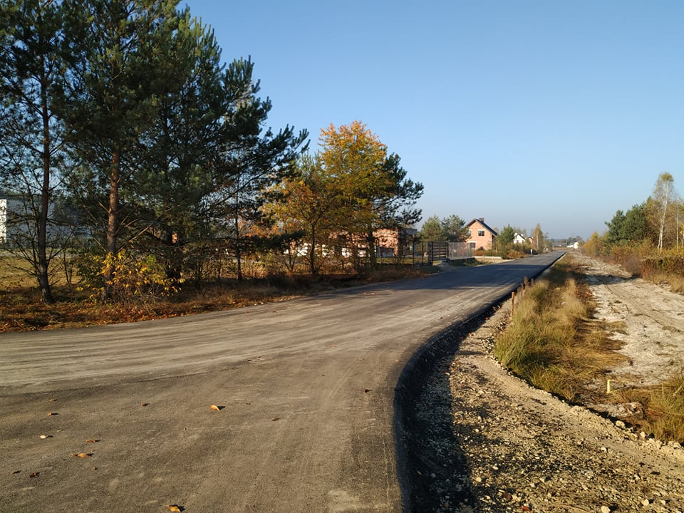 Kolejne drogi w gminie Tuszów Narodowy - Zdjęcie główne