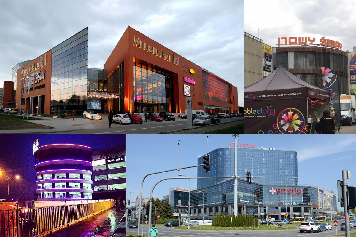 Czy rzeszowskie galerie spełniają wymagania przestrzeni publicznych? - Zdjęcie główne