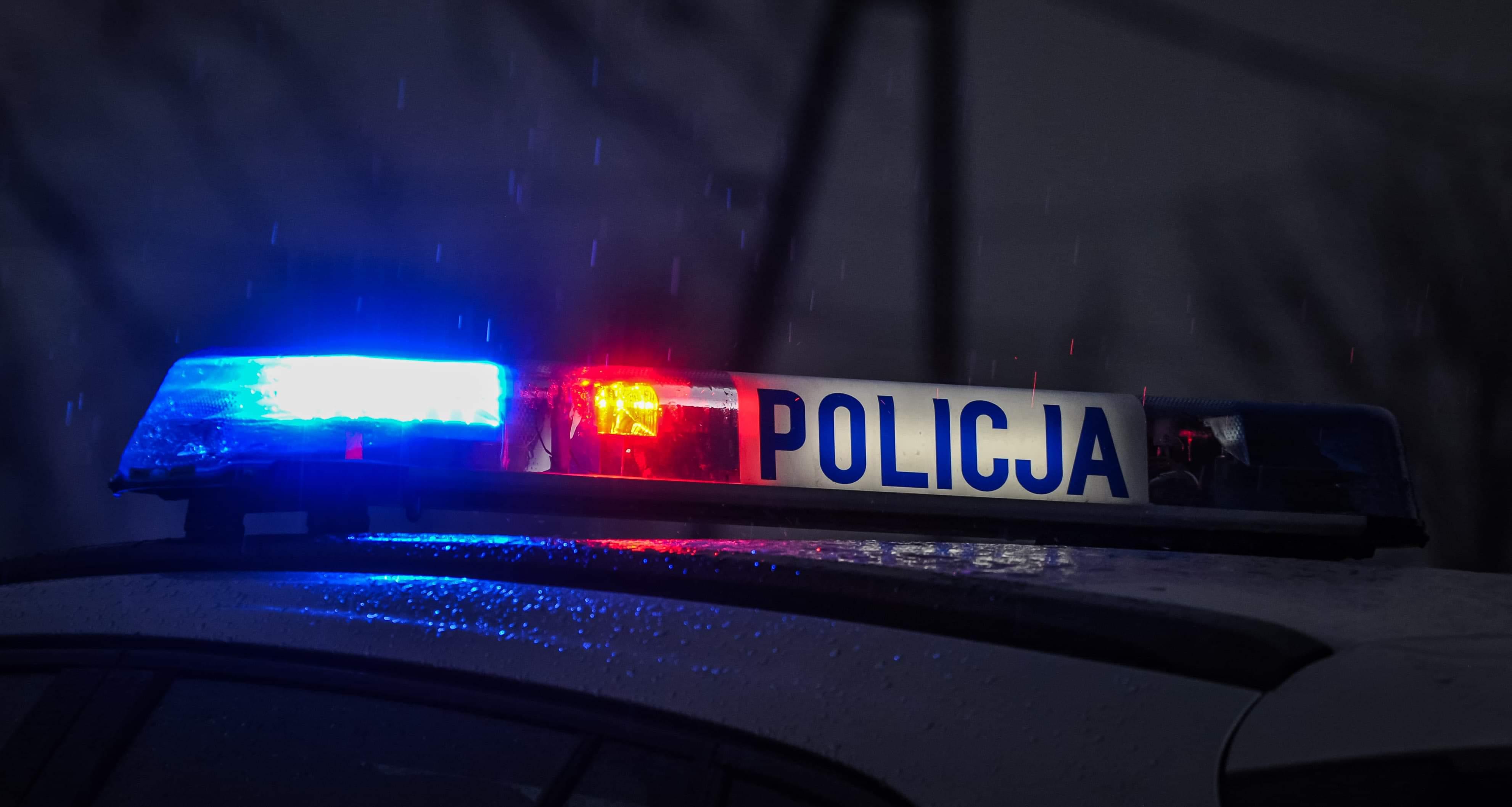 Z REGIONU. Policjanci uratowali 56-latka przed wychłodzeniem - Zdjęcie główne