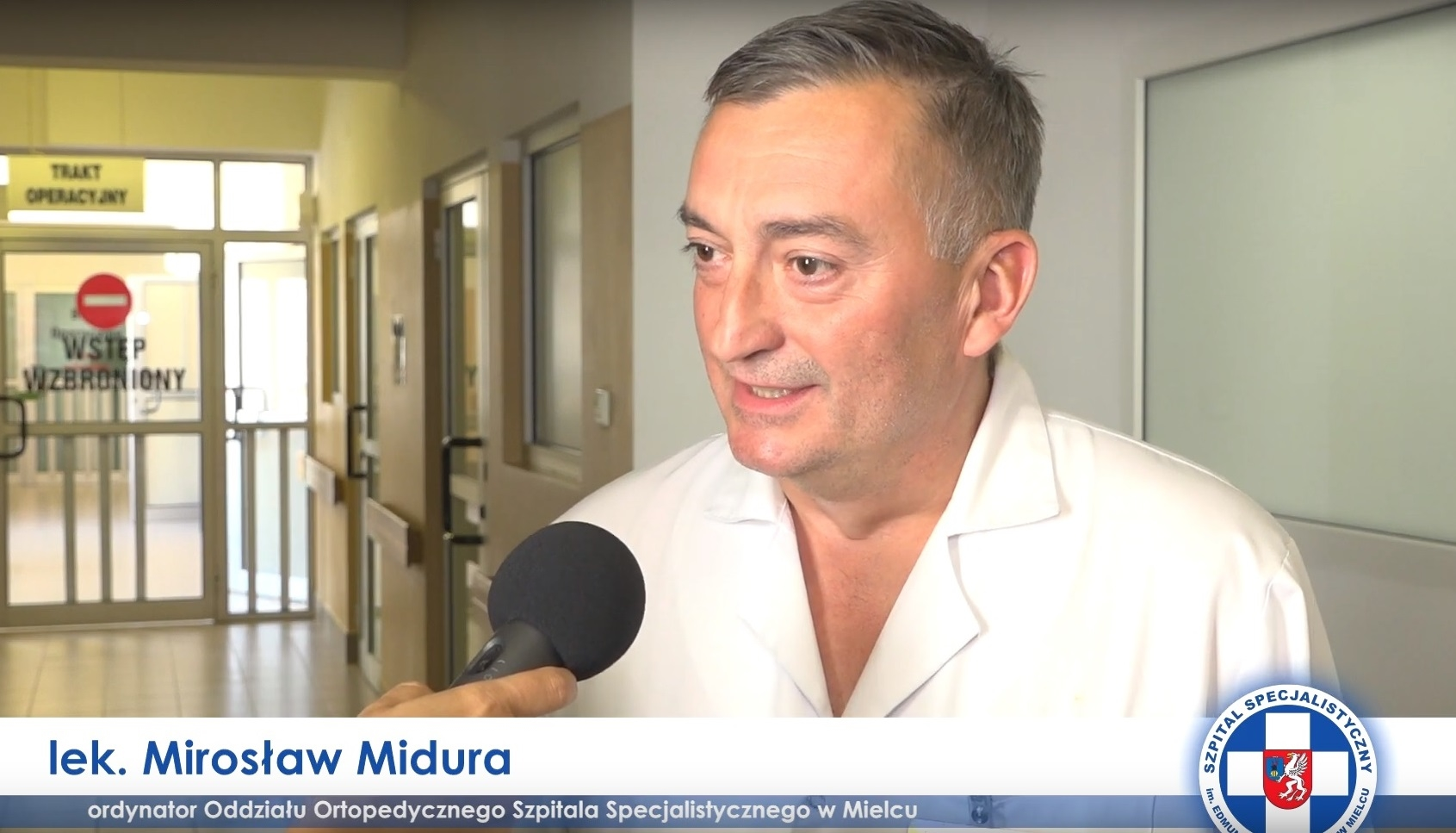 Szpital kręci swoje filmiki [VIDEO] - Zdjęcie główne
