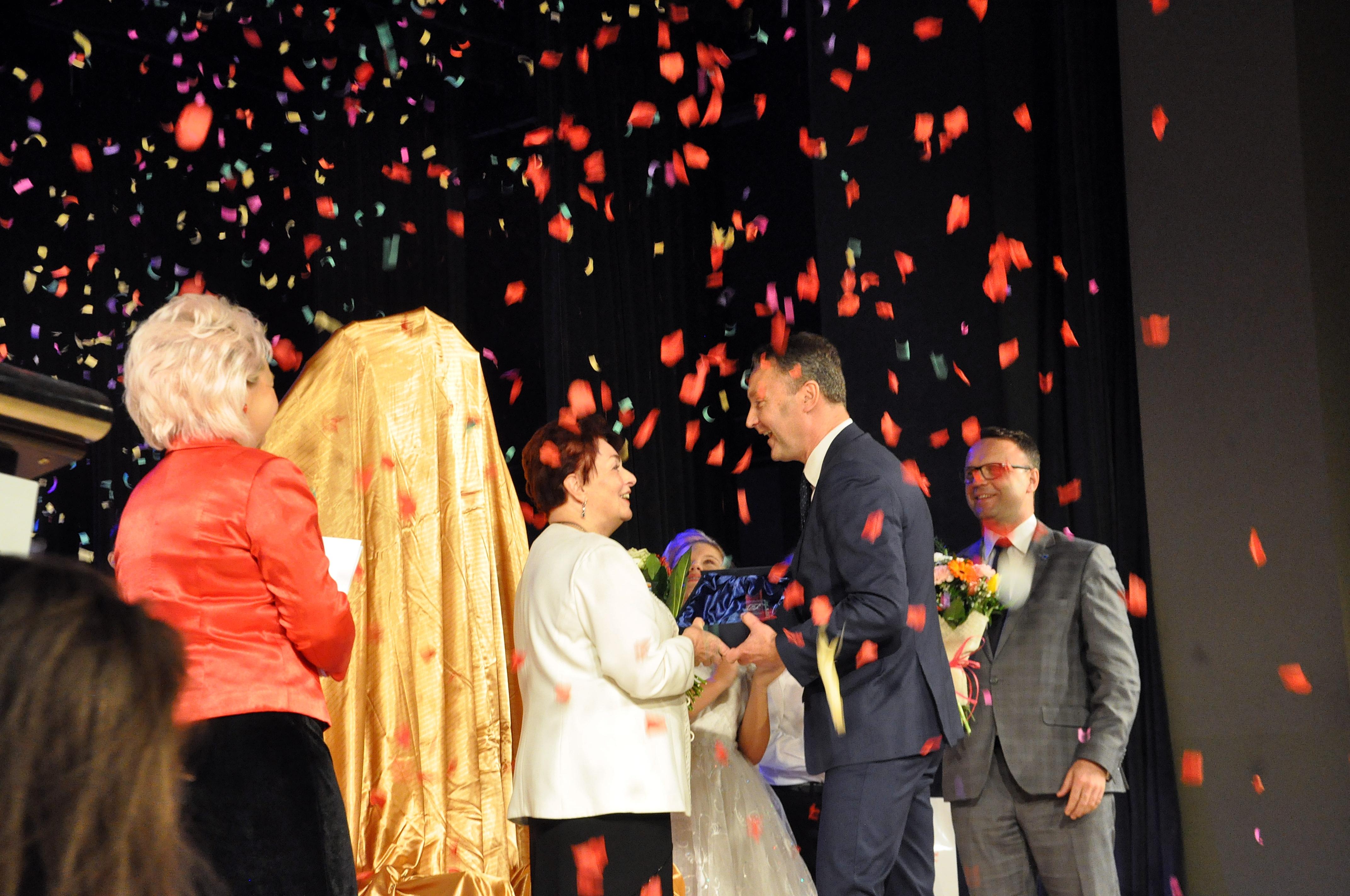 Uroczysta gala kończąca IV Dni Seniora - Zdjęcie główne