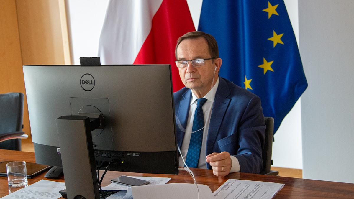 Marszałek Władysław Ortyl ma koronawirusa  - Zdjęcie główne