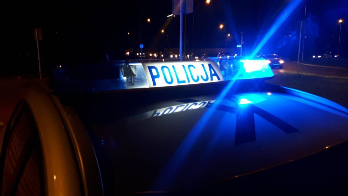 Nielegalne wyścigi na ulicach Mielca. Plany pokrzyżowała policja - Zdjęcie główne