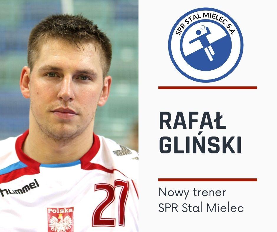 Nowy trener SPR Stal Mielec. Rafał Gliński wraca do Mielca - Zdjęcie główne