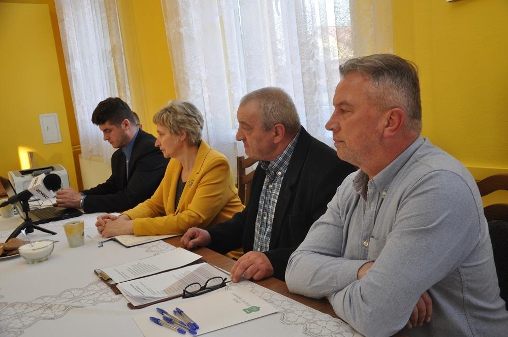 Zebrania wiejskie w gminie Tuszów Narodowy  - Zdjęcie główne