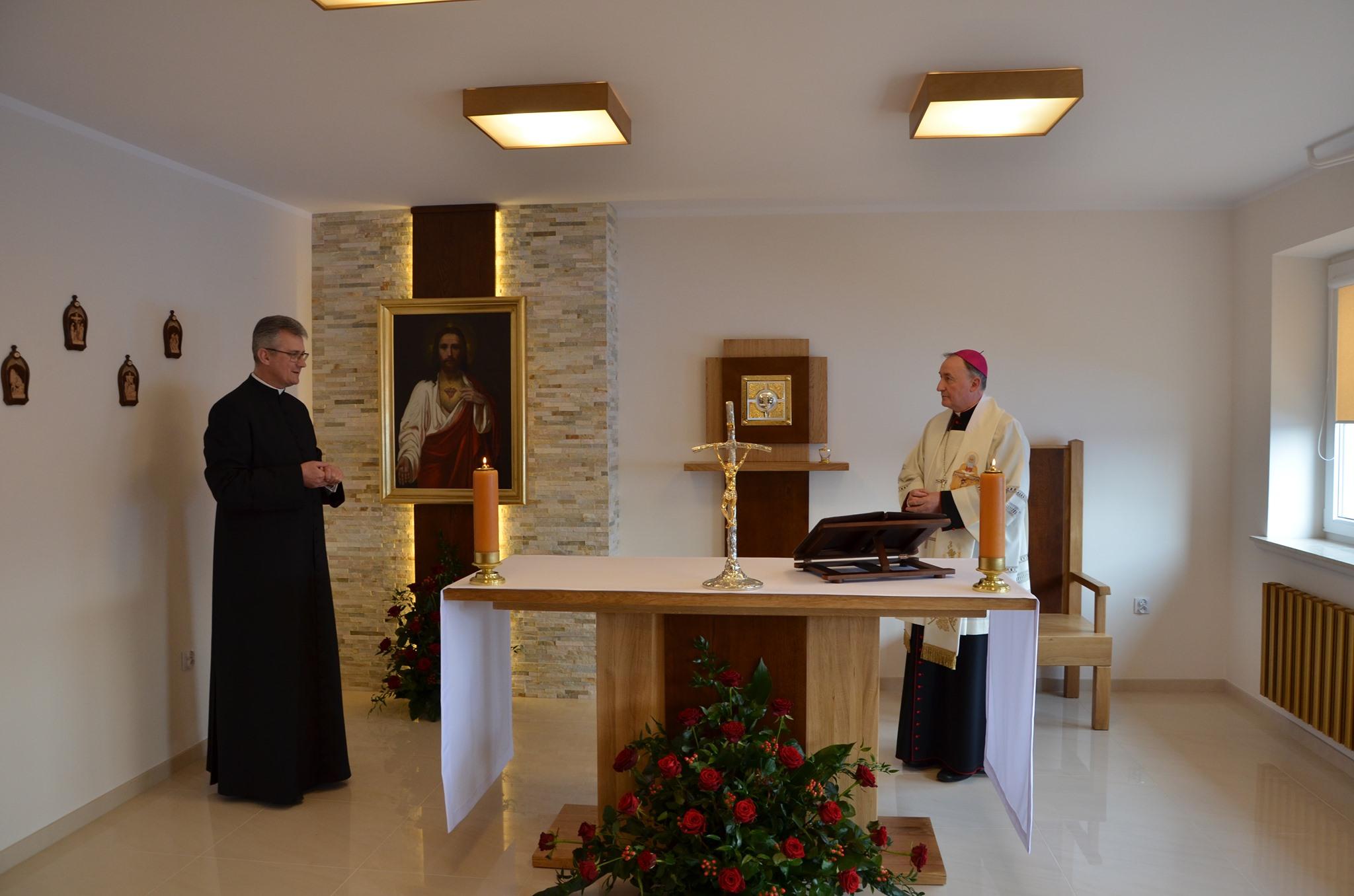 Parafia na Smoczce zyskała nową kaplicę [FOTO] - Zdjęcie główne