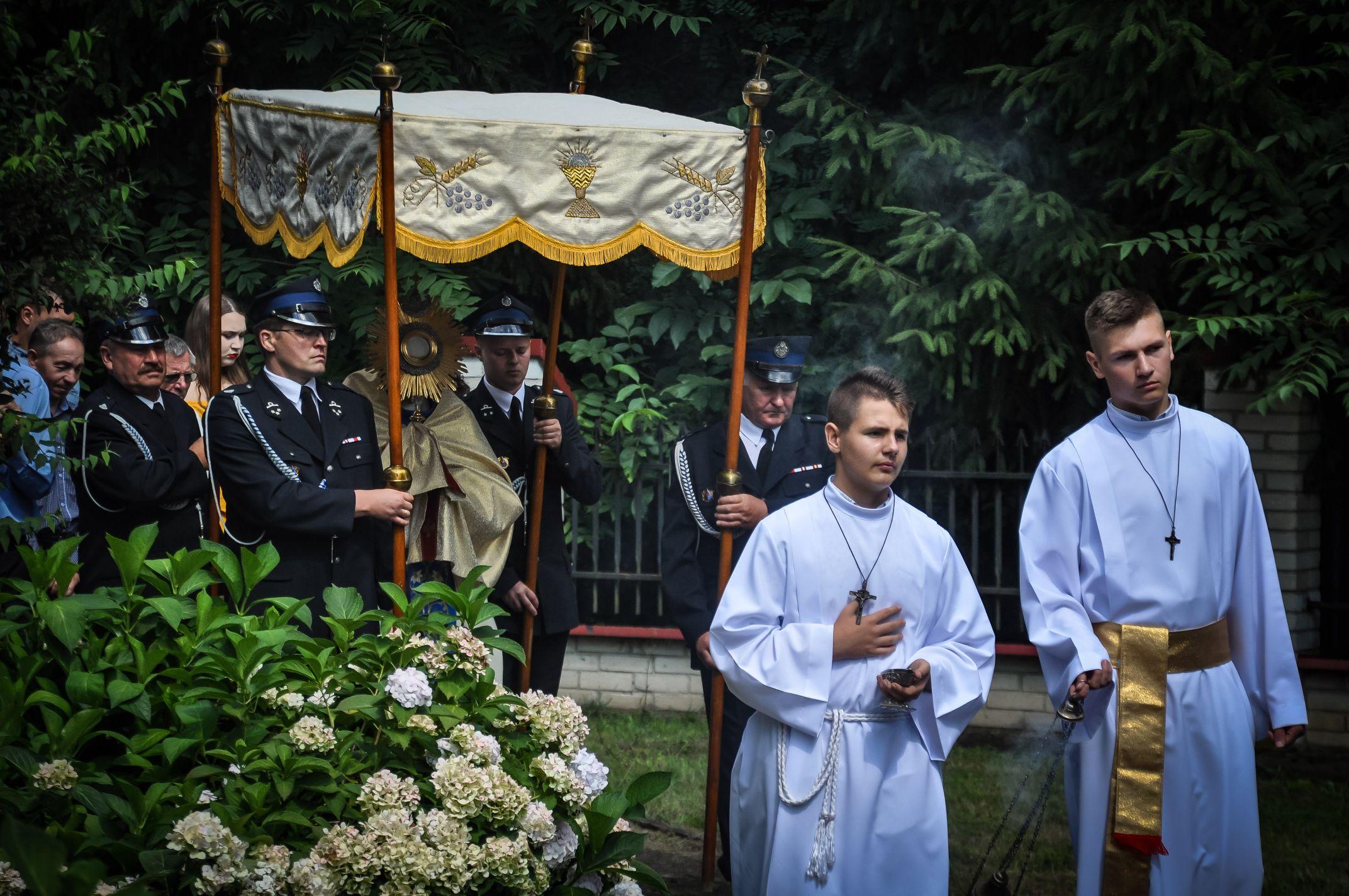 Uroczystość Wniebowzięcia Najświętszej Marii Panny w Borkach Nizińskich [FOTO, VIDEO] - Zdjęcie główne