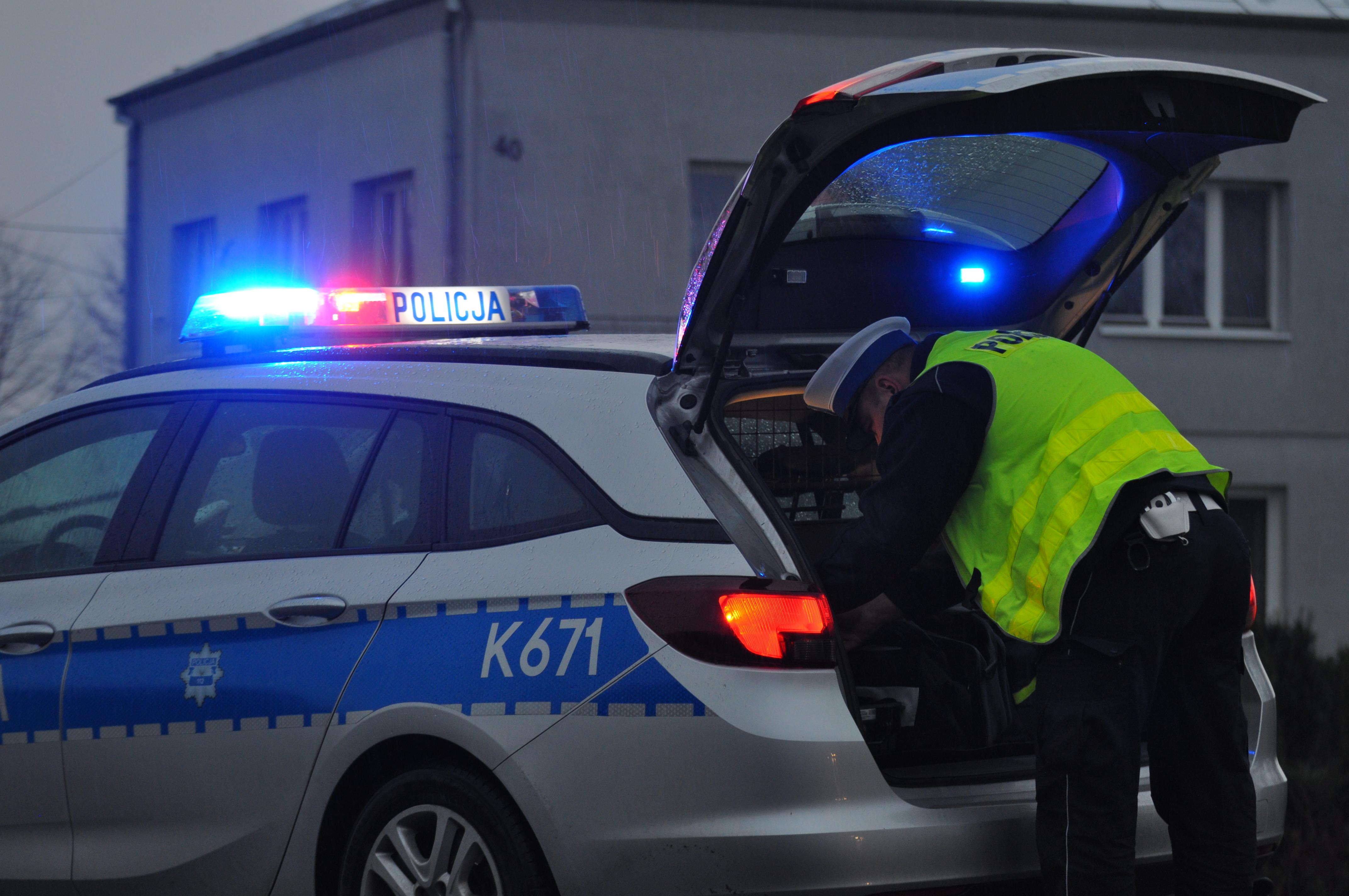 """Ogólnopolskie działania policyjne """"SMOG"""" - Zdjęcie główne"""