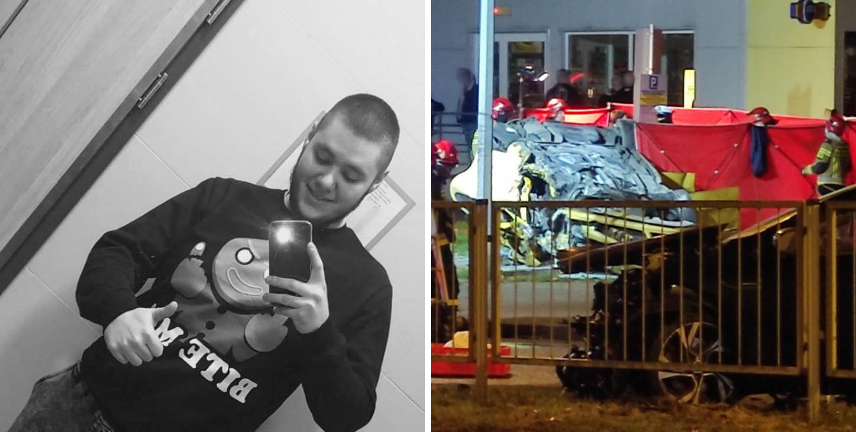 22-letni Artur zginął w wypadku. Ruszyła zbiórka dla jego rodziny - Zdjęcie główne