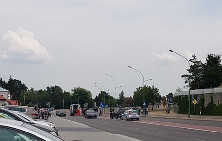 Mielec: Potrącenie rowerzystki w centrum miasta - Zdjęcie główne