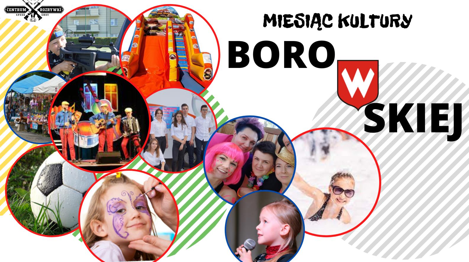 Cztery imprezowe niedziele w Borowej [PROGRAM WYDARZEŃ] - Zdjęcie główne