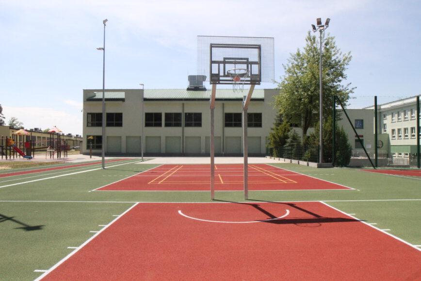 Dwa nowe boiska powstały na mieleckim osiedlu  - Zdjęcie główne