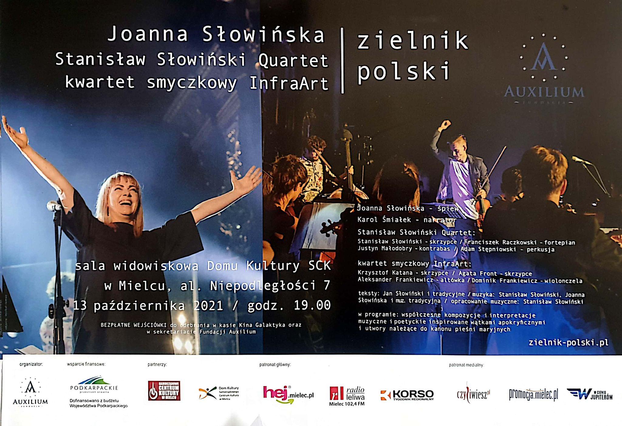 """Mielec: Już niedługo koncert """"Zielnik Polski"""" z kompozycjami Stanisława Słowińskiego - Zdjęcie główne"""