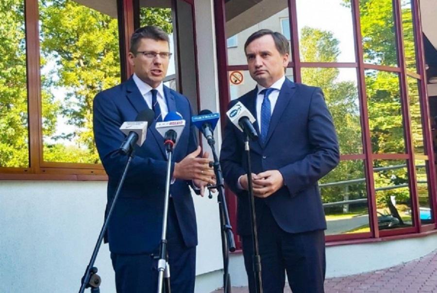 Ministrowie z wizytą w Stalowej Woli - Zdjęcie główne