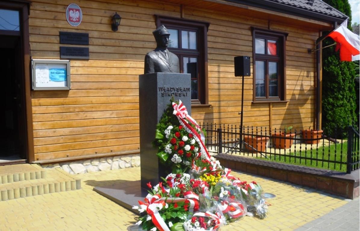 Dziś uroczystości  w Tuszowie Narodowym. Rocznica urodzin generała Sikorskiego - Zdjęcie główne