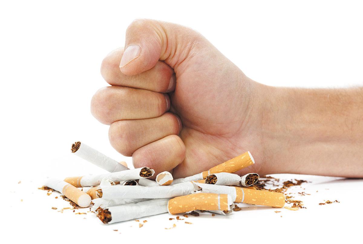 Brytyjski eksperyment z palaczami - Zdjęcie główne