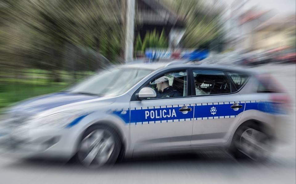 [Z regionu] Brawurowa jazda po mieście - Zdjęcie główne
