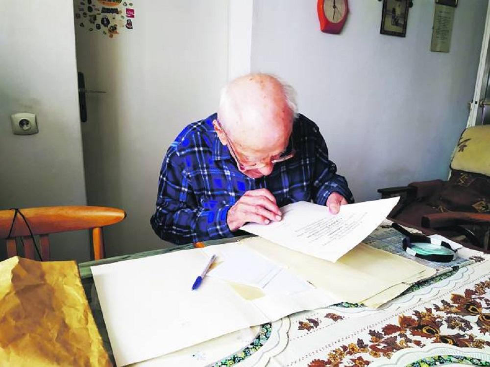 Kiedy w szkole pisało się piórem... Wspomnienia ucznia sprzed wojny - Zdjęcie główne