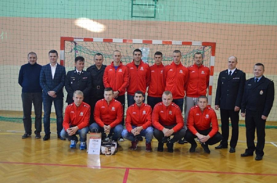 Eliminacje do XXI Mistrzostw Województwa Podkarpackiego Strażaków PSP - Zdjęcie główne