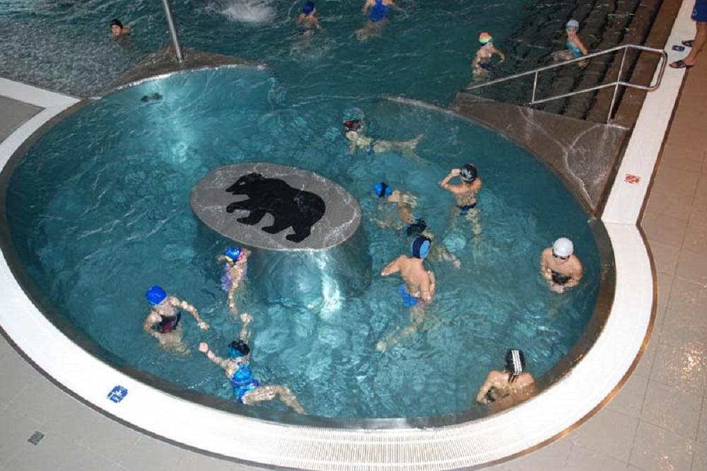 Tradycja kałowa w mieleckim basenie - Zdjęcie główne