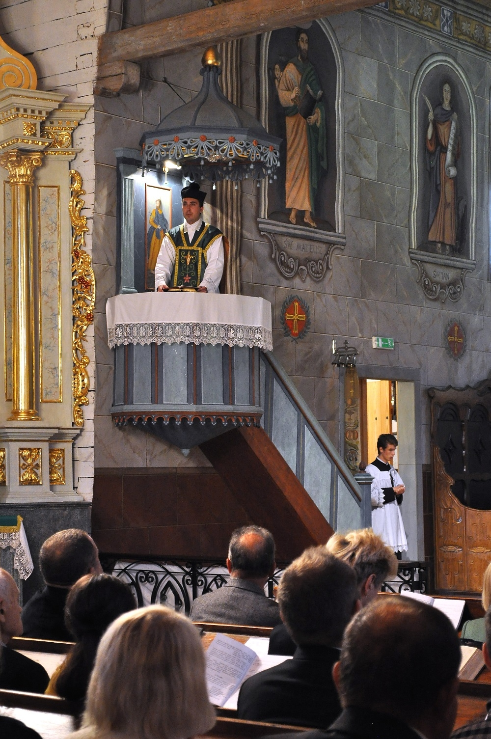 Wrześniowa msza trydencka - Zdjęcie główne