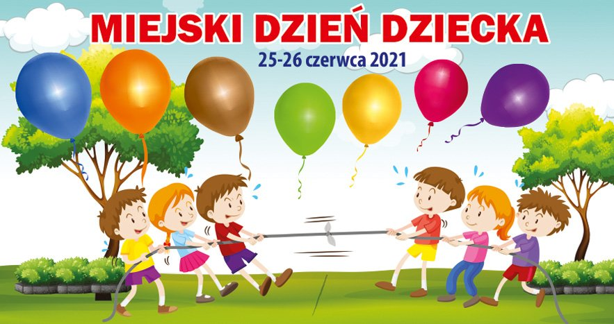 W najbliższy weekend: Miejski Dzień Dziecka! - Zdjęcie główne