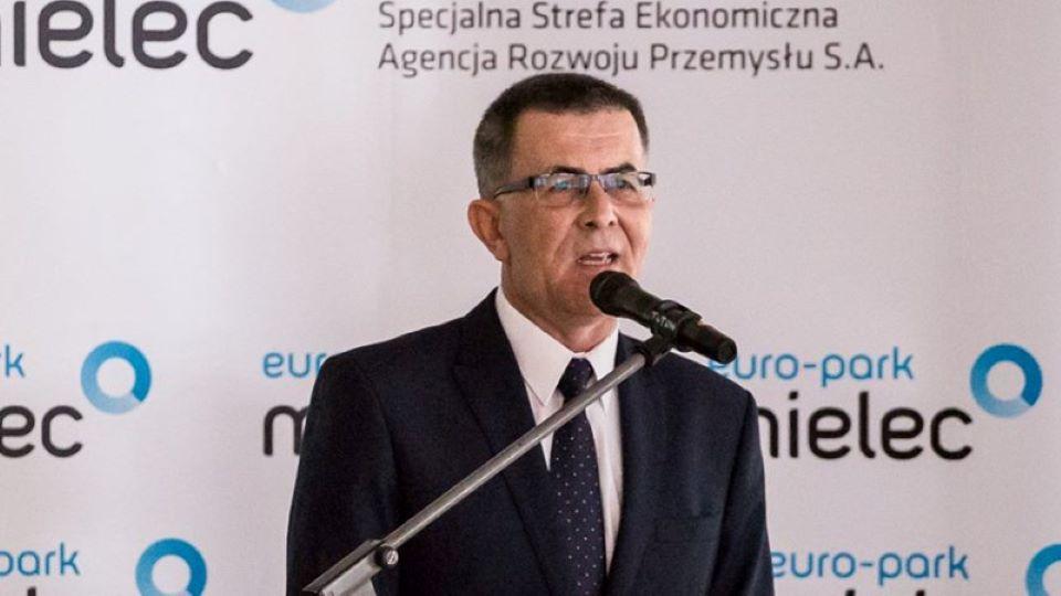 Krzysztof Ślęzak, wicedyrektor oddziału ARP w Mielcu stracił pracę - Zdjęcie główne