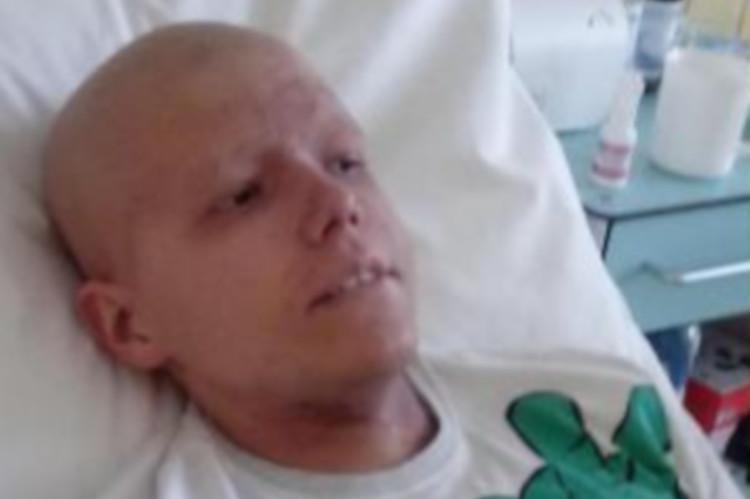 14-latek walczy z nowotworem złośliwym. Możesz mu pomóc - Zdjęcie główne