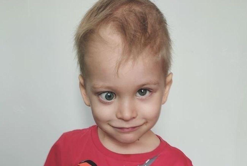 Stan zdrowia Leosia Kuszaja jest coraz gorszy. Trwa wyścig z czasem - Zdjęcie główne