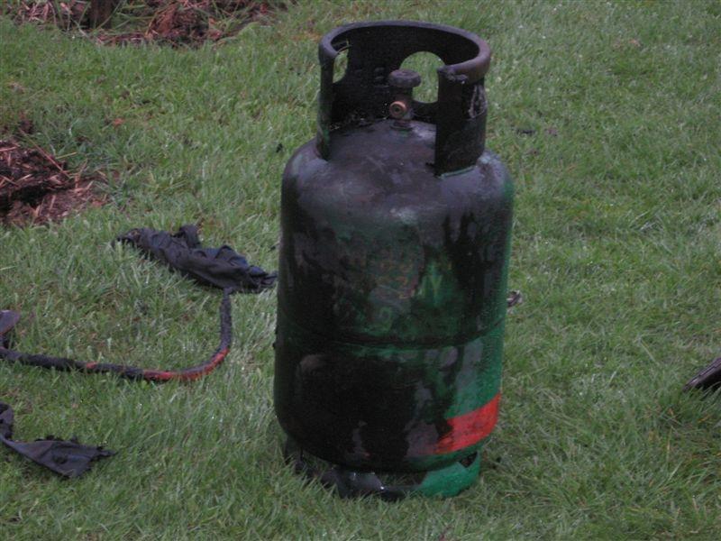 Eksplozja gazu w domu. Poparzona w 70% - Zdjęcie główne