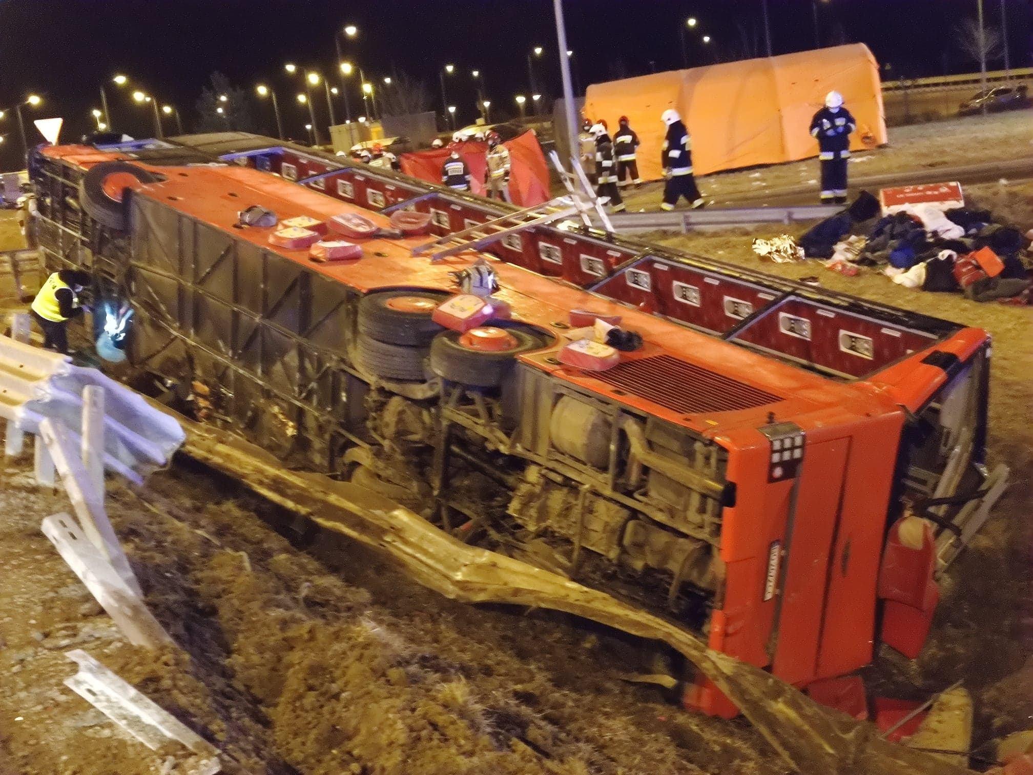 Zmarła kolejna ofiara wypadku na autostradzie A4! - Zdjęcie główne