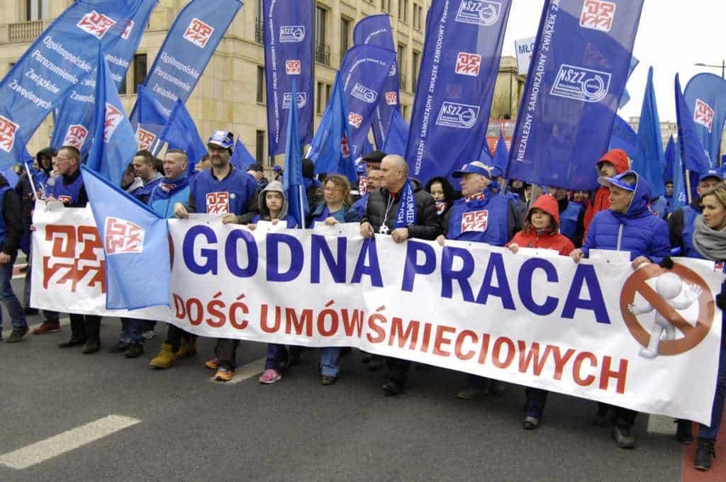 Przed nami wielki protest budżetówki, która chce wyższych płac - Zdjęcie główne