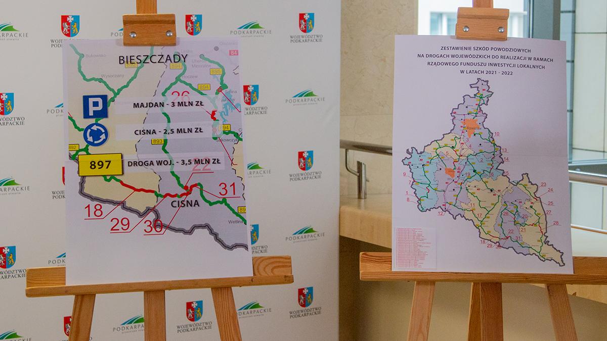 100 mln zł na remonty dróg, które uszkodziła powódź - Zdjęcie główne
