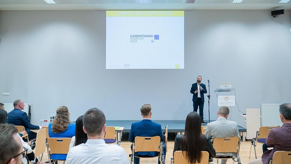 To będzie pierwszy podkarpacki festiwal startupów - Carpathian Startup Fest 2021  - Zdjęcie główne