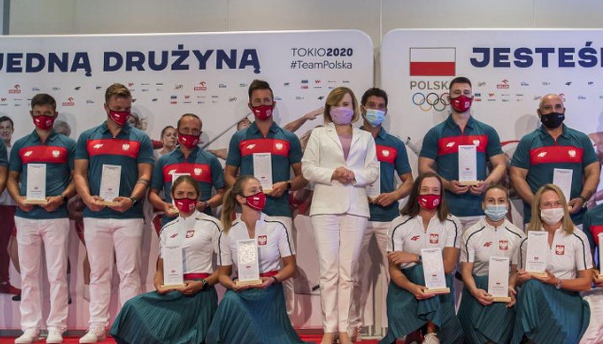 Polska reprezentacja na igrzyska w Tokio. Wystąpią tam atleci z podkarpackich klubów [ZDJĘCIA, WIDEO] - Zdjęcie główne