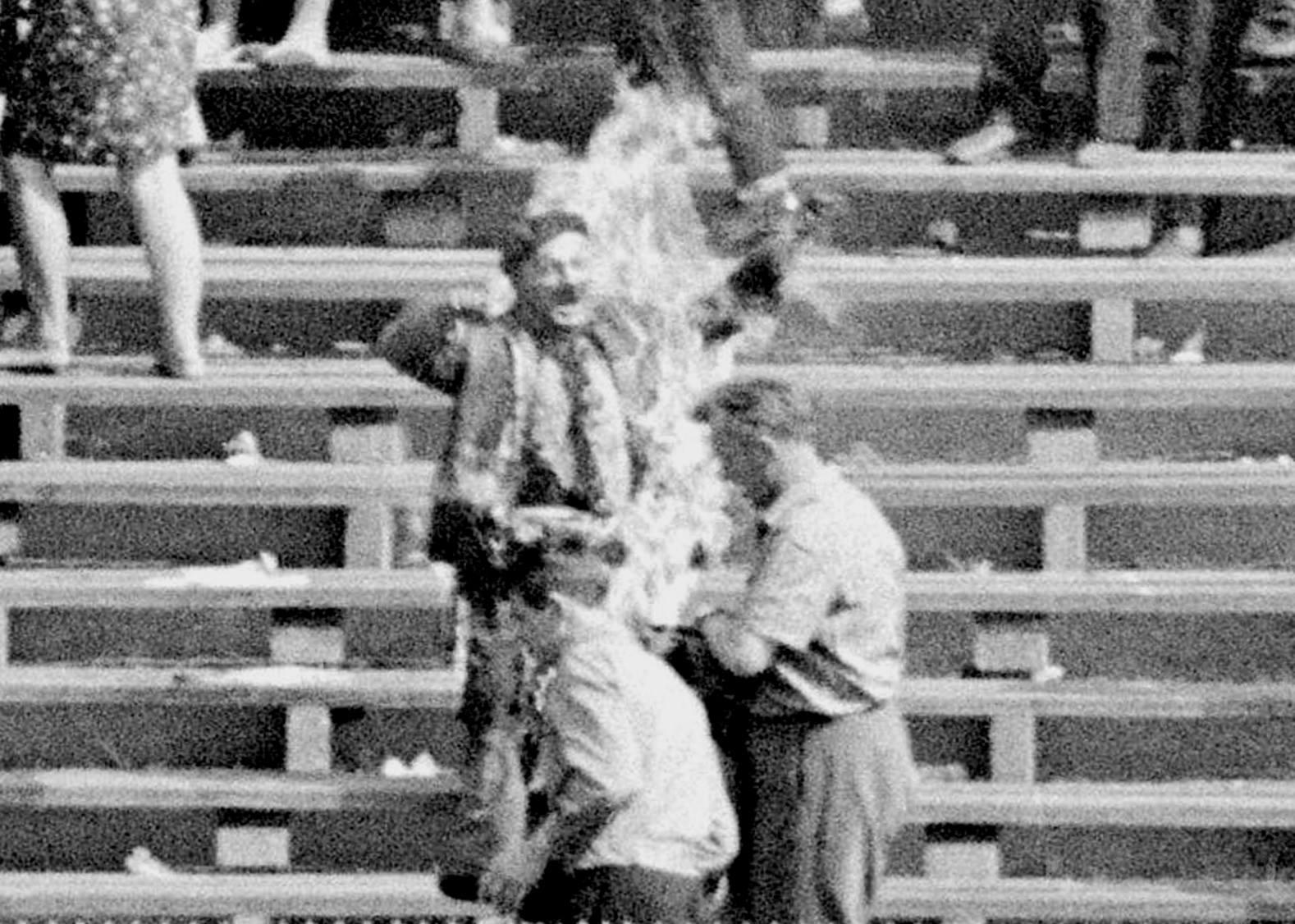 To był krzyk o wolność! 53 lata od samospalenia Ryszarda Siwca [UWAGA DRASTYCZNE NAGRANIE] - Zdjęcie główne