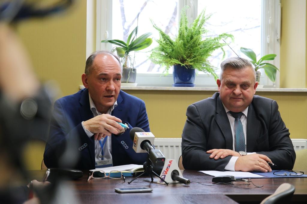 Wiktor Stasiak zrezygnował z kierowania szpitalem w Tarnobrzegu! Powołano pełniącego obowiązki! - Zdjęcie główne