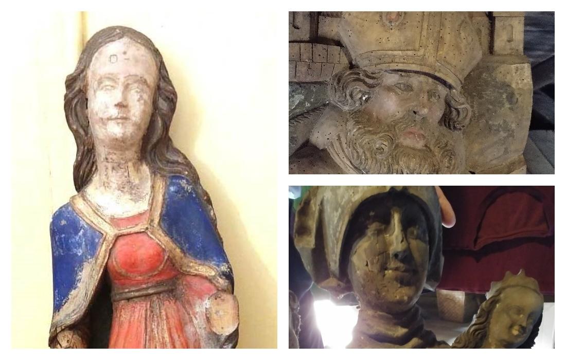 Cóż za odkrycie na klasztornym strychu [ZDJĘCIA] - Zdjęcie główne