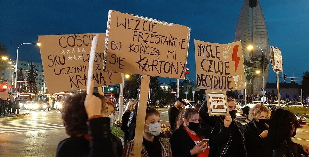 Strajk Kobiet na Podkarpaciu. Gdzie odbędą się pikiety? - Zdjęcie główne