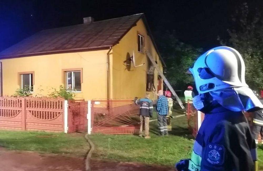 Wybuch w domu jednorodzinnym. Kobieta zginęła na miejscu! Jakie są ustalenia śledczych? - Zdjęcie główne