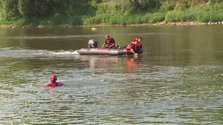 Służby ratunkowe zostały postawione na nogi! Mężczyzna miał skoczyć do rzeki - Zdjęcie główne