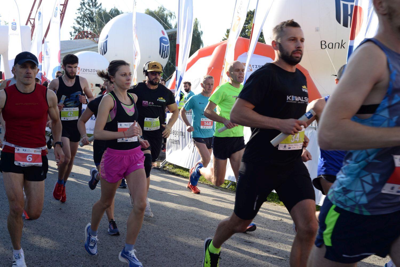 9. PKO Maraton Rzeszowski i 7. PKO Rzeszowska Sztafeta Maratońska za nami. Odszukaj siebie na fotografiach [ZDJĘCIA - CZĘŚĆ 1] - Zdjęcie główne