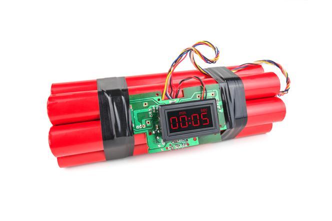Alarm bombowy w przedszkolu. To prawdziwa plaga - Zdjęcie główne